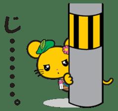 Shikochu dialect Stickers sticker #2078920