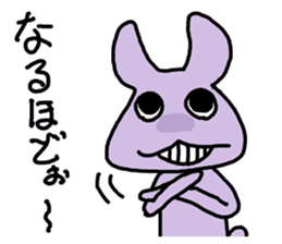 Reply of bad rabbit sticker #2080796