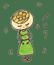 Happy days of Kemuko & Kemuo sticker #2081502