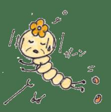 Happy days of Kemuko & Kemuo sticker #2081505