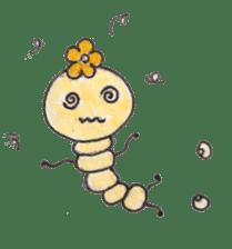 Happy days of Kemuko & Kemuo sticker #2081506