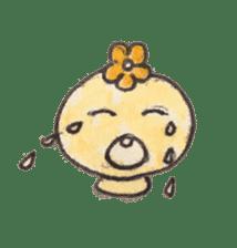 Happy days of Kemuko & Kemuo sticker #2081508