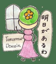 Happy days of Kemuko & Kemuo sticker #2081525