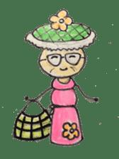 Happy days of Kemuko & Kemuo sticker #2081528