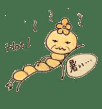 Happy days of Kemuko & Kemuo sticker #2081530