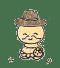 Happy days of Kemuko & Kemuo sticker #2081539