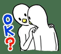 HITO-DORI (English ver.) sticker #2081551