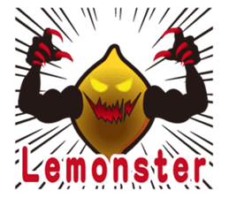 UKA-LEMON(English) sticker #2083214