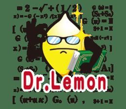 UKA-LEMON(English) sticker #2083215