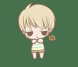 Innocent Boy sticker #2083781
