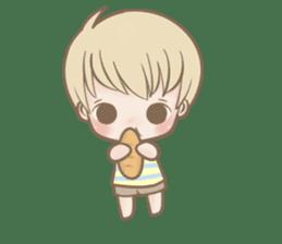 Innocent Boy sticker #2083782