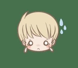 Innocent Boy sticker #2083783