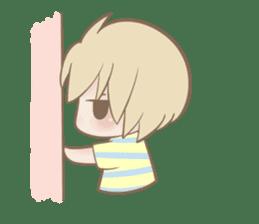 Innocent Boy sticker #2083788