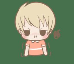 Innocent Boy sticker #2083803