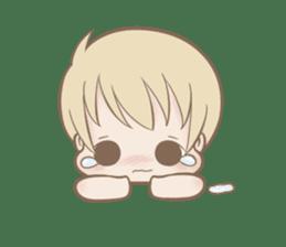 Innocent Boy sticker #2083804