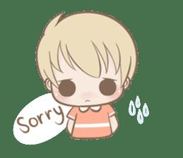 Innocent Boy sticker #2083805