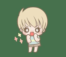 Innocent Boy sticker #2083809