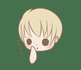 Innocent Boy sticker #2083816