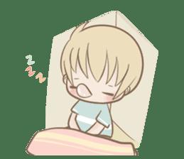 Innocent Boy sticker #2083818
