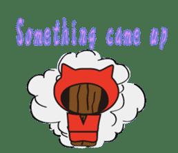 Nyanja English(ninja cat) sticker #2084602
