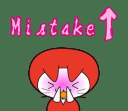Nyanja English(ninja cat) sticker #2084616