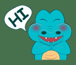 Chalawan Hunsa sticker #2084990