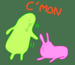 Mr.Green & Friend sticker #2085446