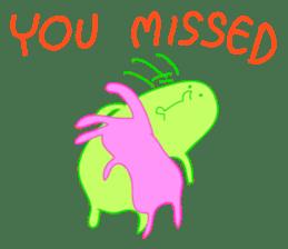 Mr.Green & Friend sticker #2085455