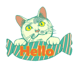 POP MEOW sticker #2085782