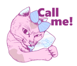 POP MEOW sticker #2085785
