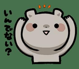 Bear&Salmon sticker #2085821