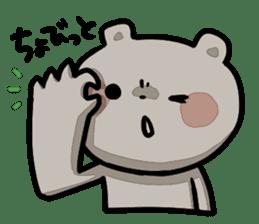 Bear&Salmon sticker #2085845