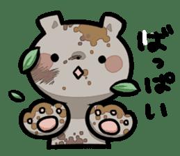 Bear&Salmon sticker #2085851