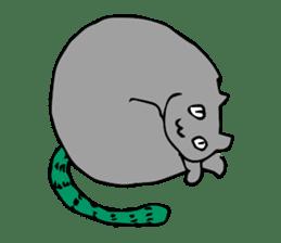 SMALL ANIMALS, CATS STICKER sticker #2086663