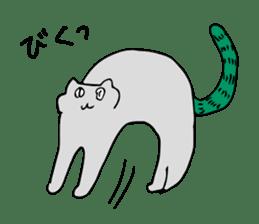 SMALL ANIMALS, CATS STICKER sticker #2086669