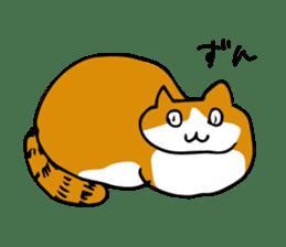 SMALL ANIMALS, CATS STICKER sticker #2086675