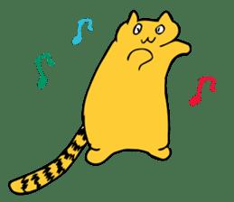 SMALL ANIMALS, CATS STICKER sticker #2086688