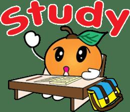 Little Orange Activities (English) sticker #2086941