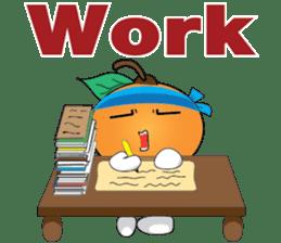 Little Orange Activities (English) sticker #2086942