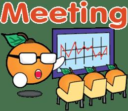 Little Orange Activities (English) sticker #2086943