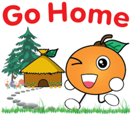Little Orange Activities (English) sticker #2086944