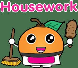 Little Orange Activities (English) sticker #2086945