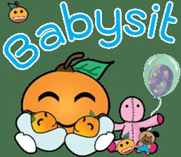 Little Orange Activities (English) sticker #2086946