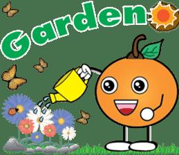 Little Orange Activities (English) sticker #2086947