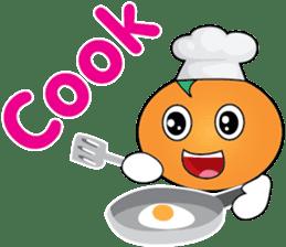 Little Orange Activities (English) sticker #2086949