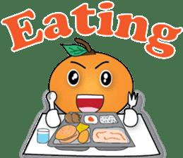 Little Orange Activities (English) sticker #2086950