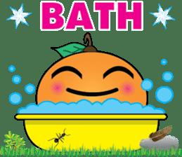 Little Orange Activities (English) sticker #2086951