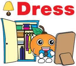 Little Orange Activities (English) sticker #2086952