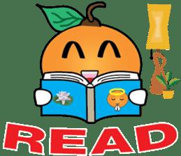 Little Orange Activities (English) sticker #2086953