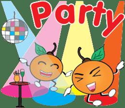 Little Orange Activities (English) sticker #2086956